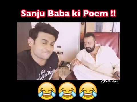 Sanjay Dutt Resites a poem for his Biggest Fan