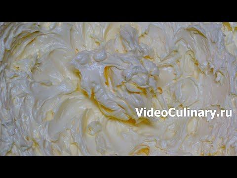 Крем Шарлотт для Торта - Рецепт Бабушки Эммы