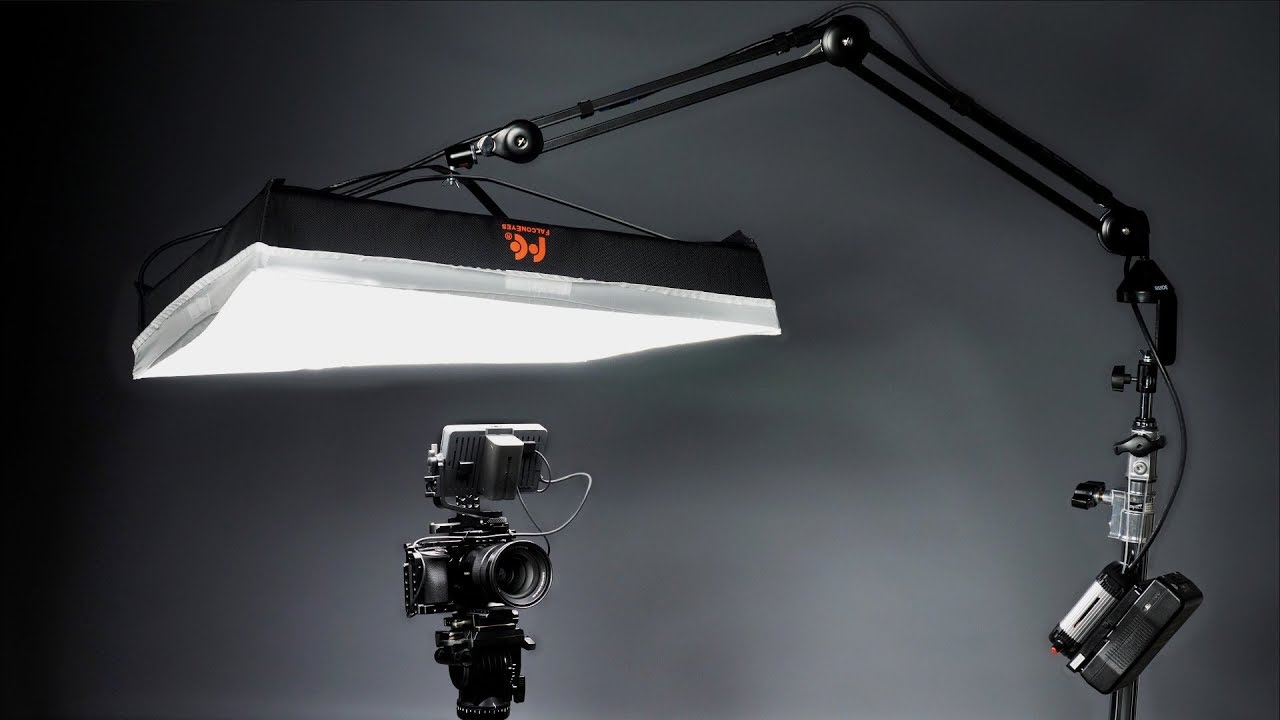 This Light And Mic Stand Changes Everything Youtube