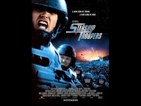 Hollywood movies in Hindi dubbed | Starship troopers | Lates