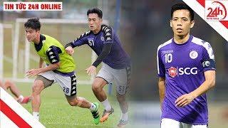 Tin bóng đá hôm nay 20/1 Hà Nội FC thảm bại trước CLB Thái lan - Danh sách QBV VN | Tin thể thao 24h