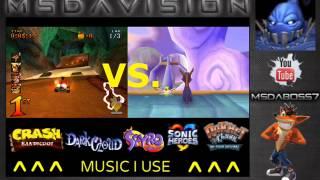 Mystery Spires - CTR/Spyro 3 Remix