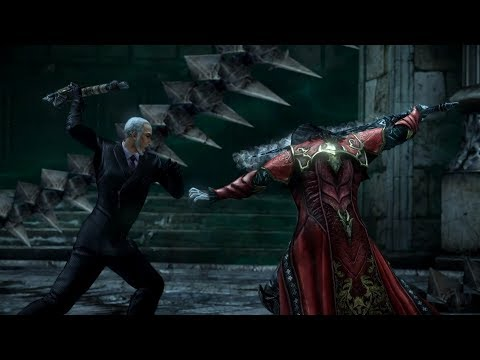 Castlevania: Lords of Shadow 2 - All Bosses with Cutscenes and Ending