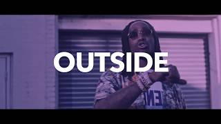Rich The Kid Type Beat - ''Outside'' Offset, Quavo Trap Instrumental 2019 [SOLD]