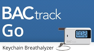 BACtrack® Go Keychain Breathalyzer | Official Product Video