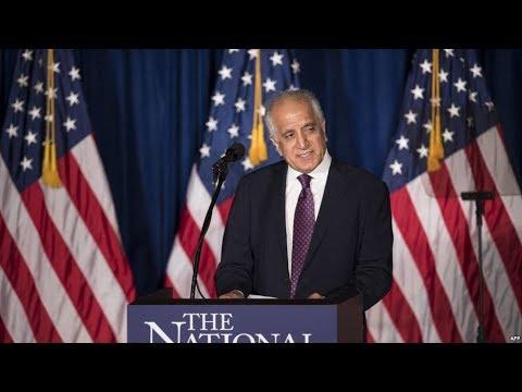زلماي خليل زاد - السفير الأميركي الأسبق لأفغانستان و العراق و الأمم المتحدة – في المحور  - 21:21-2017 / 11 / 13