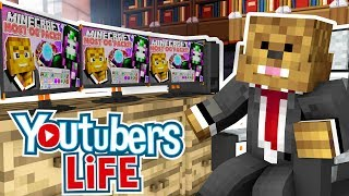 YOUTUBER'S LIFE IN MINECRAFT