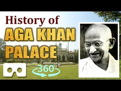 Aga Khan Palace Pune Majestic Building 360° Virtual Tour