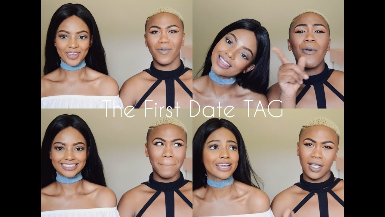 The First Date TAG | Collaboration | South African Beauty Blogger