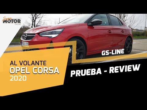 Al volante del Opel Corsa 2020 / Prueba / SuperMotor.Online / T5 - E10