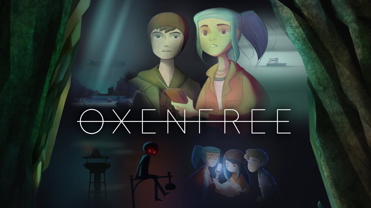 🔴Oxenfree - Part 1 of 2 [Live] 🔴 #Horror #ChoiceBased #FamilyFriendly
