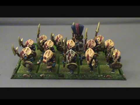 Image - Lizardmen - Saurus Temple Guards (3).jpg   Warhammer Wiki ...