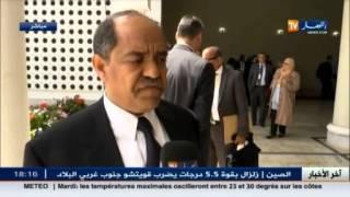 شاهد تصريح محمد لكصاصي محافظ بنك الجزائر