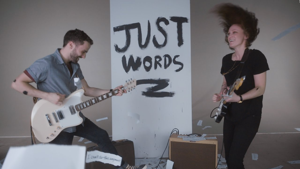 Skout - Just Words (Official Video)