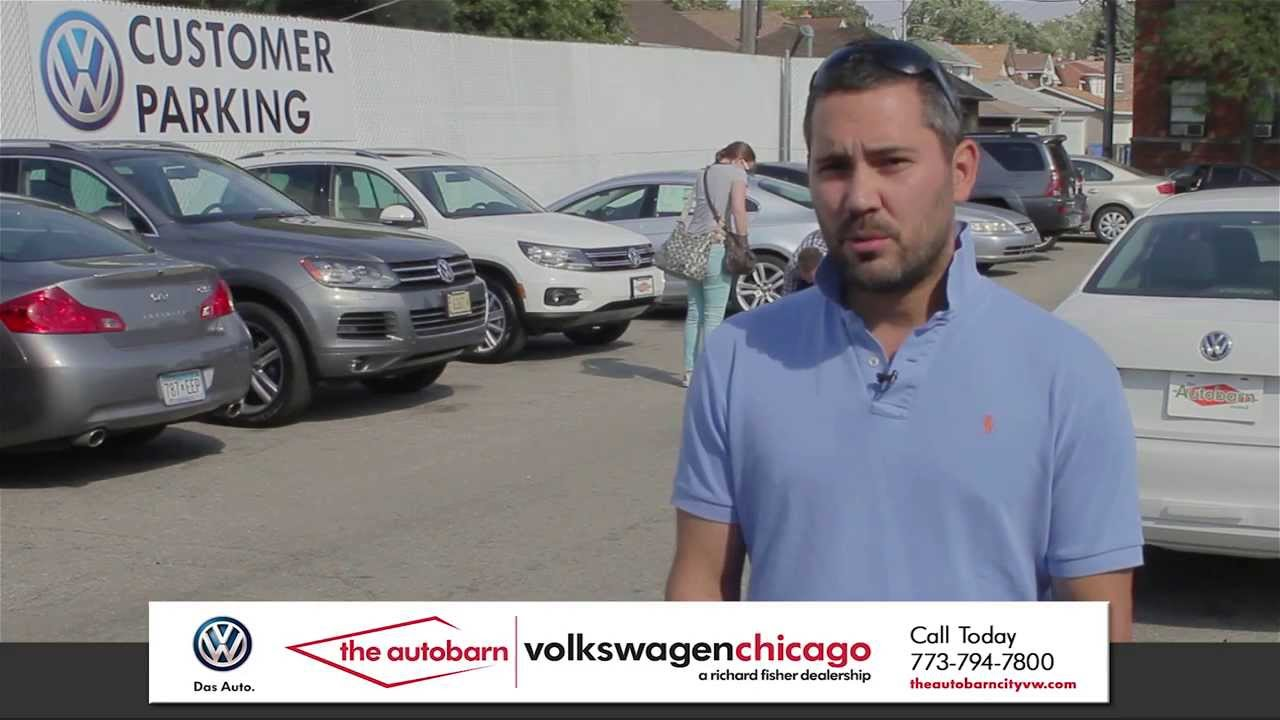 Marko L. Customer Testimonial | Autobarn City VW - Volkswagen Dealer in Chicago, IL - YouTube
