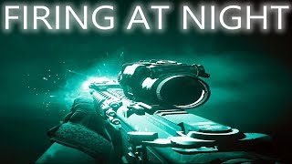 COD Modern Warfare - Night Firing            [SHORT SHOWCASE]