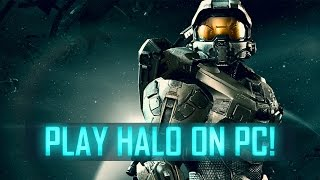 HOW TO PLAY HALO ON PC ► Halo Online Gameplay & Installation