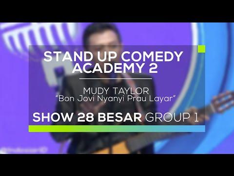 Mudy Taylor - Bon Jovi Nyanyi Prau Layar (SUCA 2 - Guest Star)