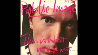 Watch Public Image Ltd Where Are You video