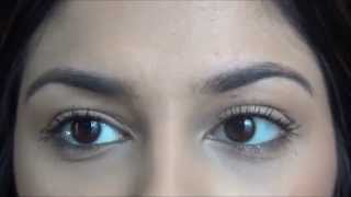 Everyday Natural Eyebrow Routine Thumbnail