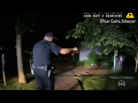 Bodycam Footage From Chico Officer Involved Shooting - Ruled Justified