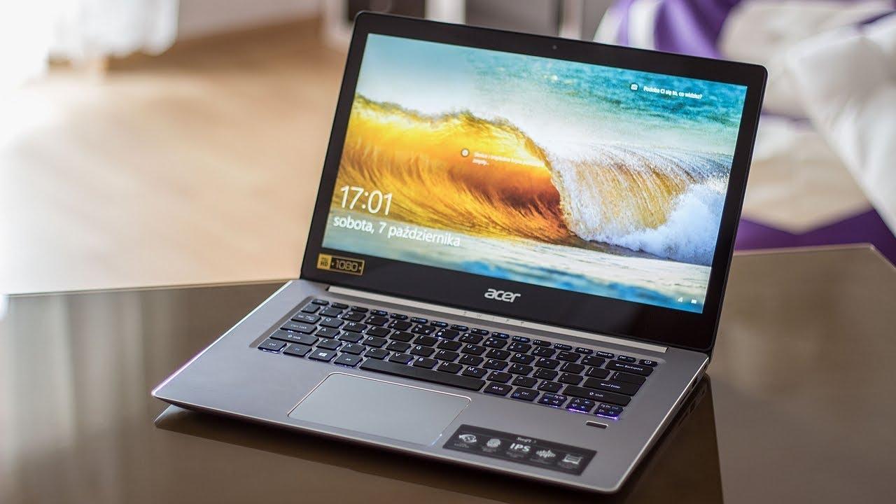 Kết quả hình ảnh cho Acer Swift 3 (SF314-52)