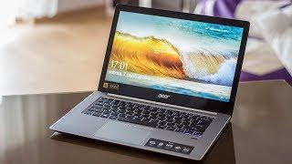 Acer Swift 3 SF314-52 - recenzja, Krótka Mobzilla odc. 46 - #projektlaptop