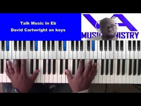 Talk Music In Eb (David Cartwright on keys)