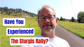 Have you experienced the Sturgis Motorcycle Rally? Then watch this video