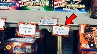 "The Best Firework Prices You've Ever Seen ""Class C Vending"" PGI"