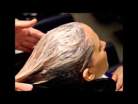 Маска для волос кефир и масло репейное