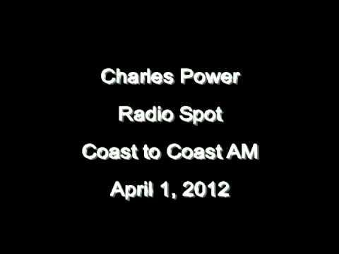 Charles Power Radio Spot www.facebook.com/sinatraswish