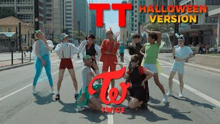 [KPOP IN PUBLIC CHALLENGE] TWICE - TT ( SPECIAL HALLOWEEN VER.) - DANCE COVER by B2 Dance Group