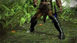 Path of Exile: Obsidian Seraph Boots