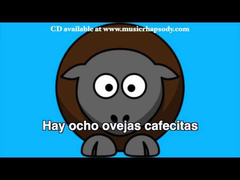 Old MacDonald Spanish with Lyrics - Music Rhapsody