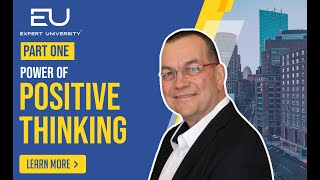 Todd Snively from Ecomm Elite Talks Positive Thinking and the Powers of Positive Thinking PART ONE