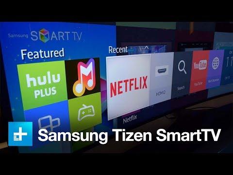 Установка виджетов на Самсунг Смарт ТВ (Tizen OS)