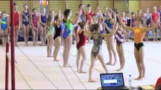 Спортивная гимнастика Лиски (танец)