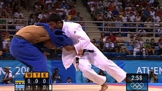 Ilias Iliadis Wins Greece
