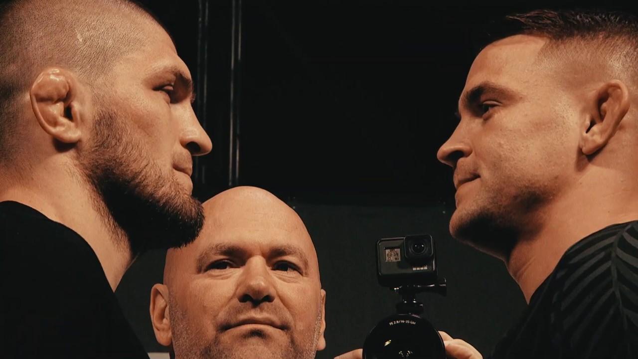 UFC 242: Khabib vs  Poirier Opening - MMA Fighting