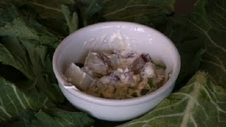 Potato Salad With Mayonnaise, Sour Cream, Oil & Vinegar : Potato Salad Recipes