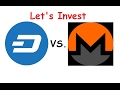 Monero Vs. Dash, Simple Comparison