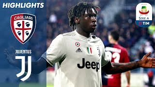 Cagliari 0-2 Juventus | Vittoria bianconera: Kean segna ANCORA! | Serie A