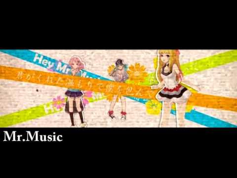 【Vocaloid】「Mr.Music」cover by 【粉冥♀軌洛近時】(with Original PV)