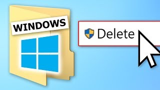 What If You Delete the Windows Folder?