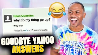 TOP 50 STUPID QUESTIONS On Yahoo Answers TOO FUNNY! | Dumbest FAILS #84 | Alonzo Lerone