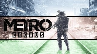 Ray Tracing  Action ★ Metro Exodus ★ #01 ★PC Gameplay Deutsch German