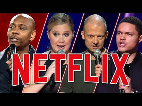 NETFLIX  Stand Up Comedy Special  Compilation