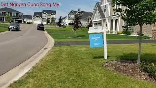 Đi một vòng xem nhà hàng xóm - cuộc sống ở mỹ