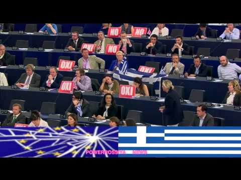Greece & EU Heated Discussion about the Grexit & the EU collapse